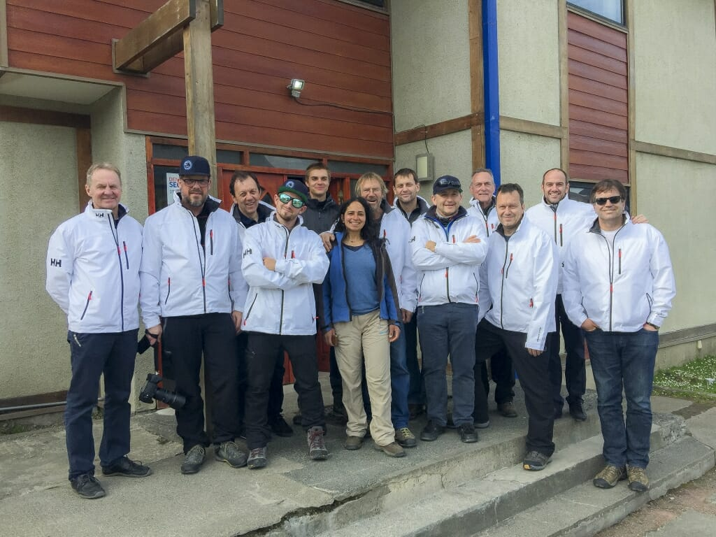 Яхт-клуб Монако организовал научную экспедицию на Южный полюс