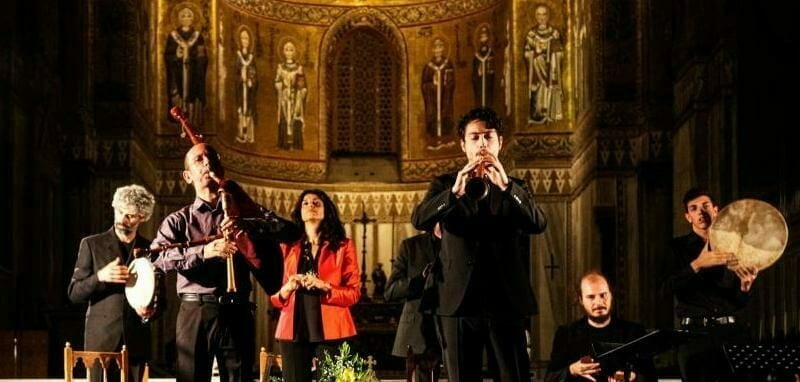Весна искусств: концертсредневековой музыки трубадуров