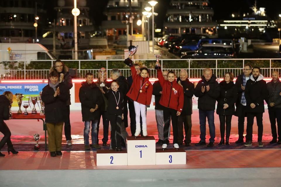В Монако прошел чемпионат по фигурному катанию