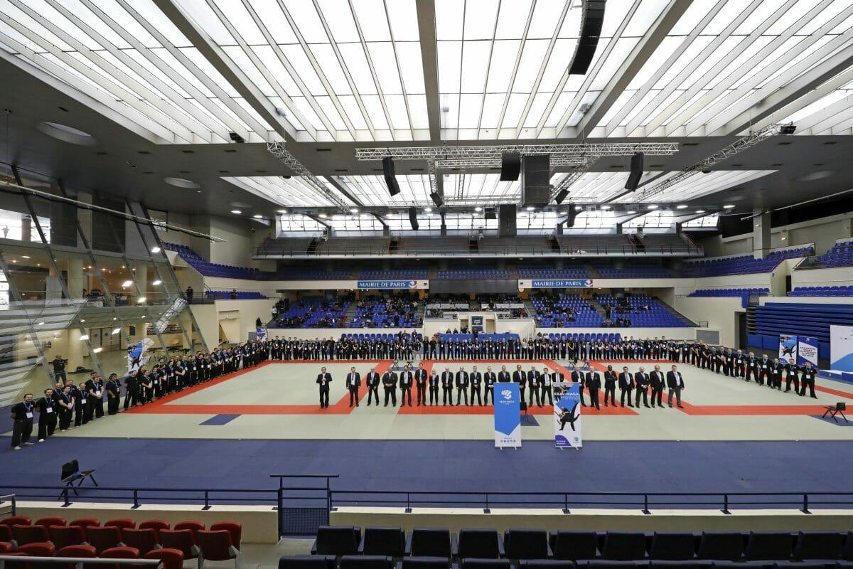 Монегасские спортсмены стали чемпионами Франции по крав-мага