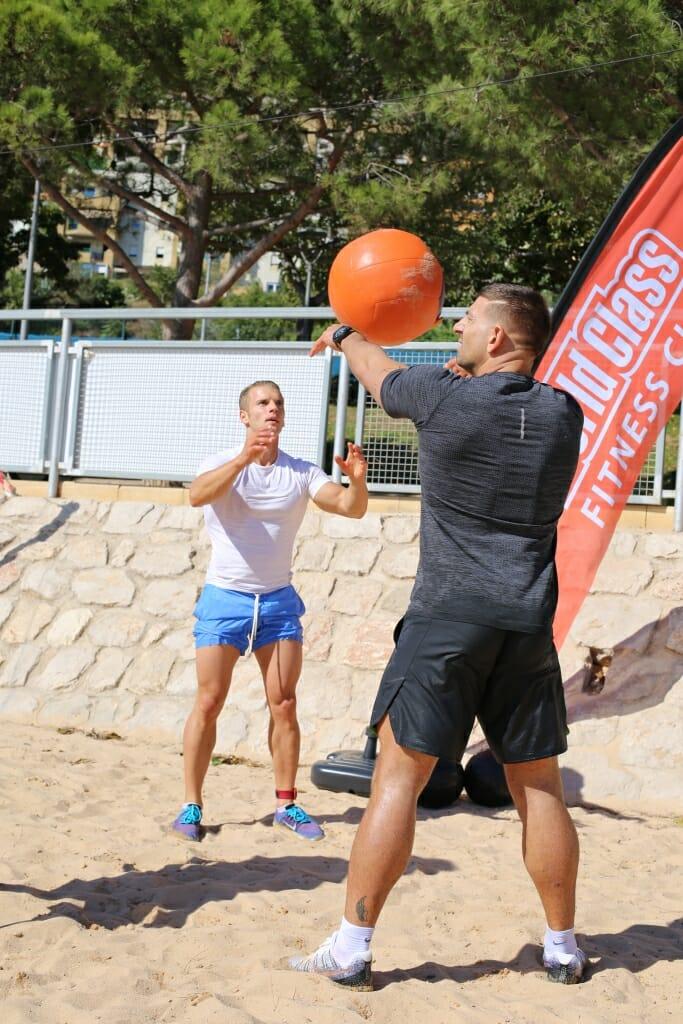 Большой спорт в маленьком княжестве: тренировки на свежем воздухе