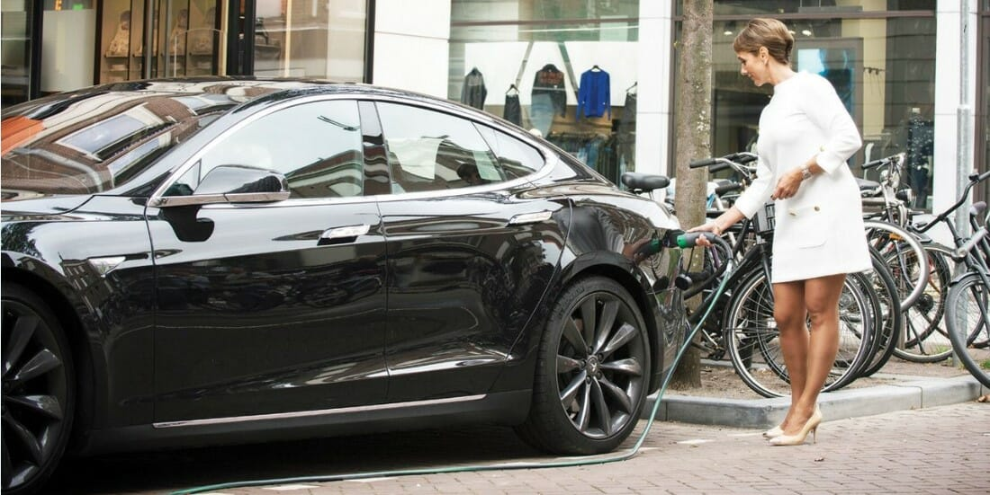 В Монако установили новые станции для зарядки электромобилей