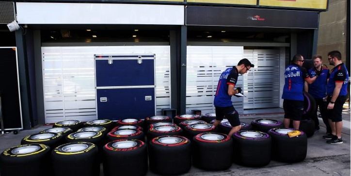 В Pirelli объявили о наборе шин для Гран-при Монако