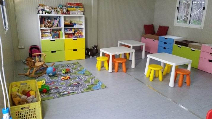Монако приняло участие в открытии Центра матери и ребенка для мигрантов