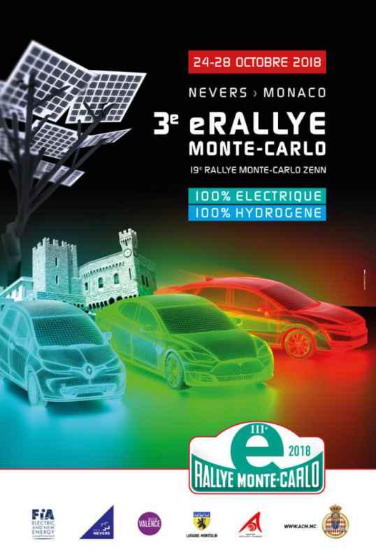 3-й выпуск eRallye Монте-Карло