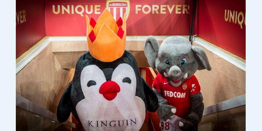Kinguin - новый партнер киберкоманды Монако
