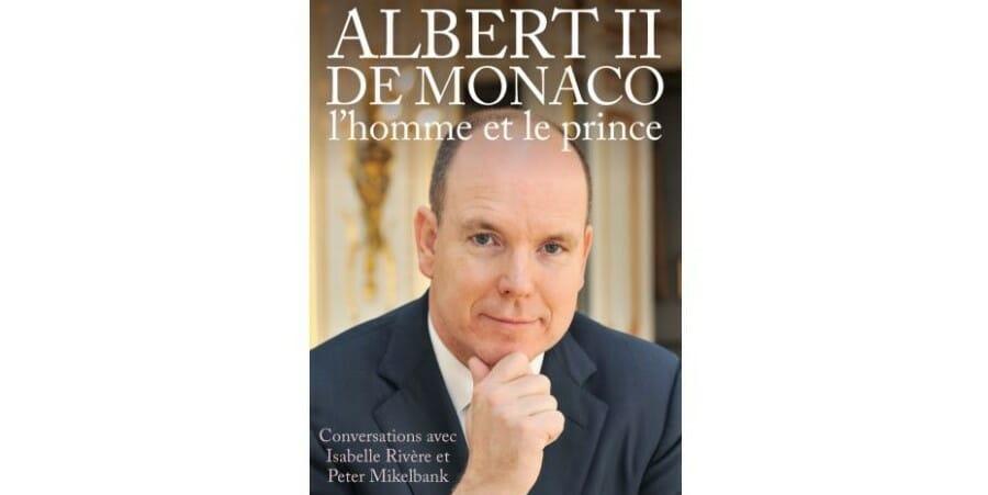 Во Франции вышла откровенная книга о жизни князя Альбера II