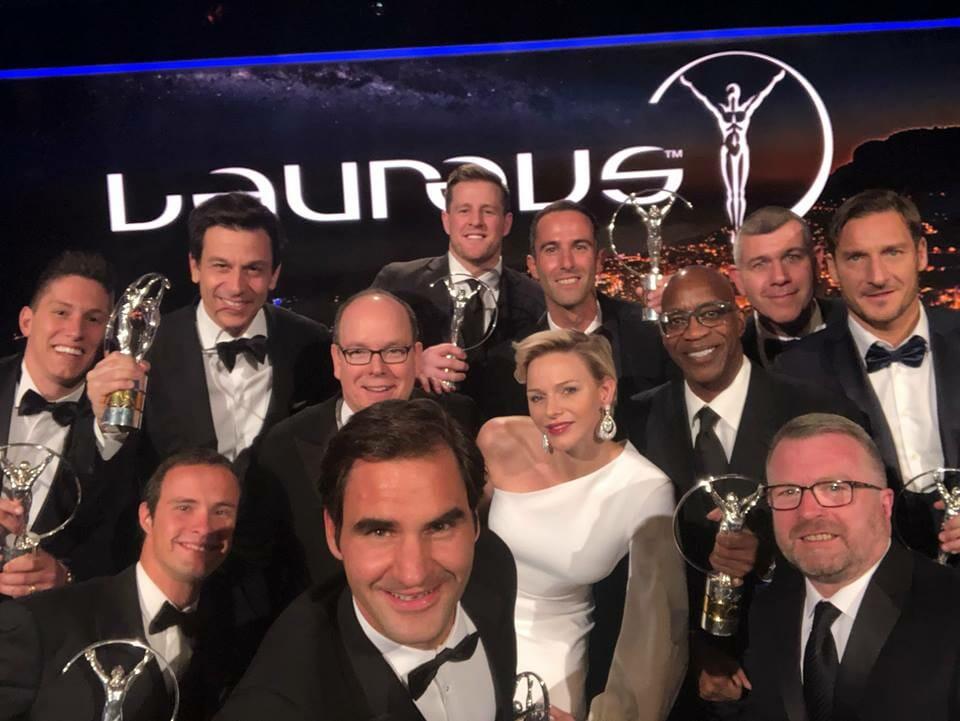 5 самых ярких моментов Laureus Awards 2018