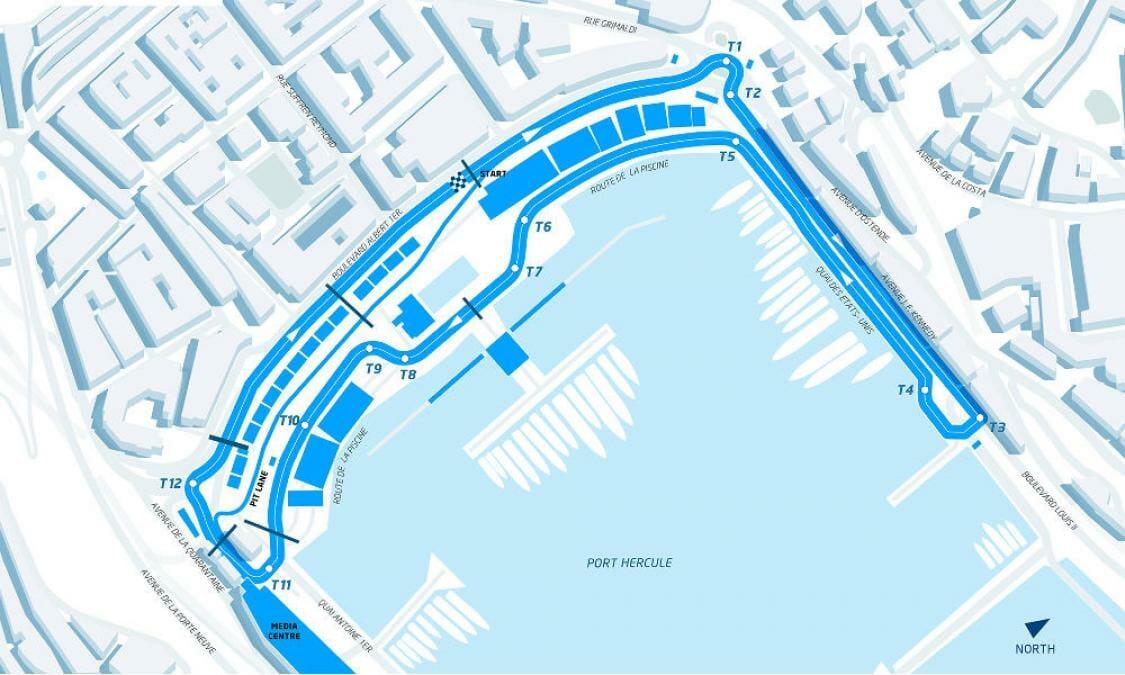 Формула Е пройдет по полному маршруту Гран-при Монако