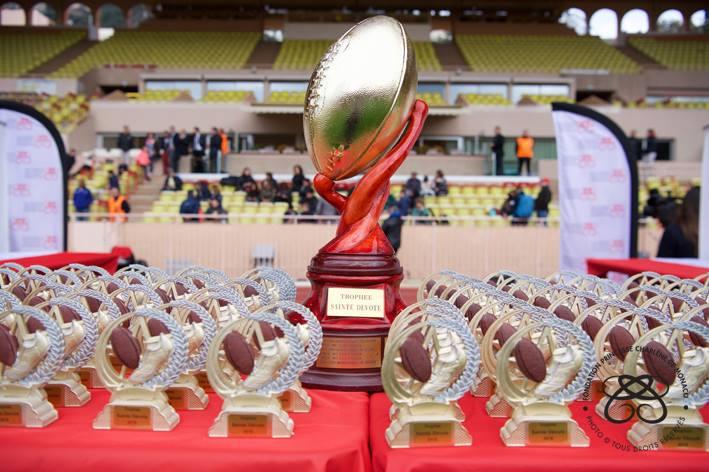 Победа Туниса на Кубке Святой Девоты по регби