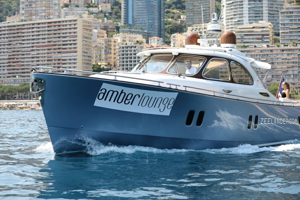 Программа мероприятий Amber Lounge во время Гран-При Монако