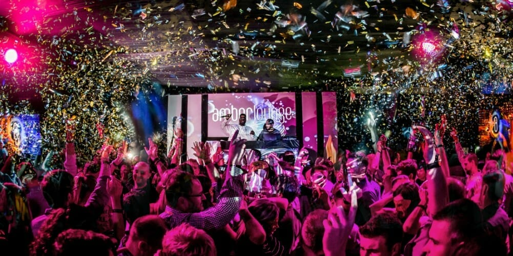 Вечеринки Amber Lounge Monaco-2018