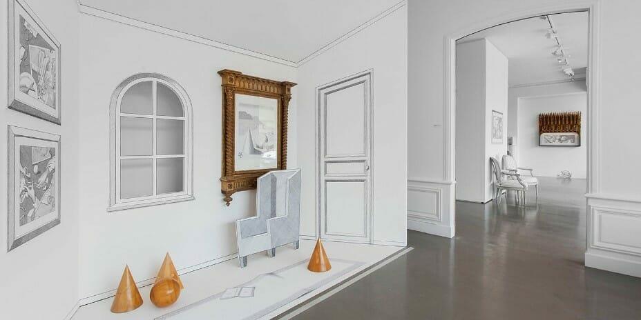 Выставка Пирра Ле-Тана в Монако
