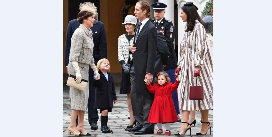 Пополнение в княжеской семье Монако…и не только