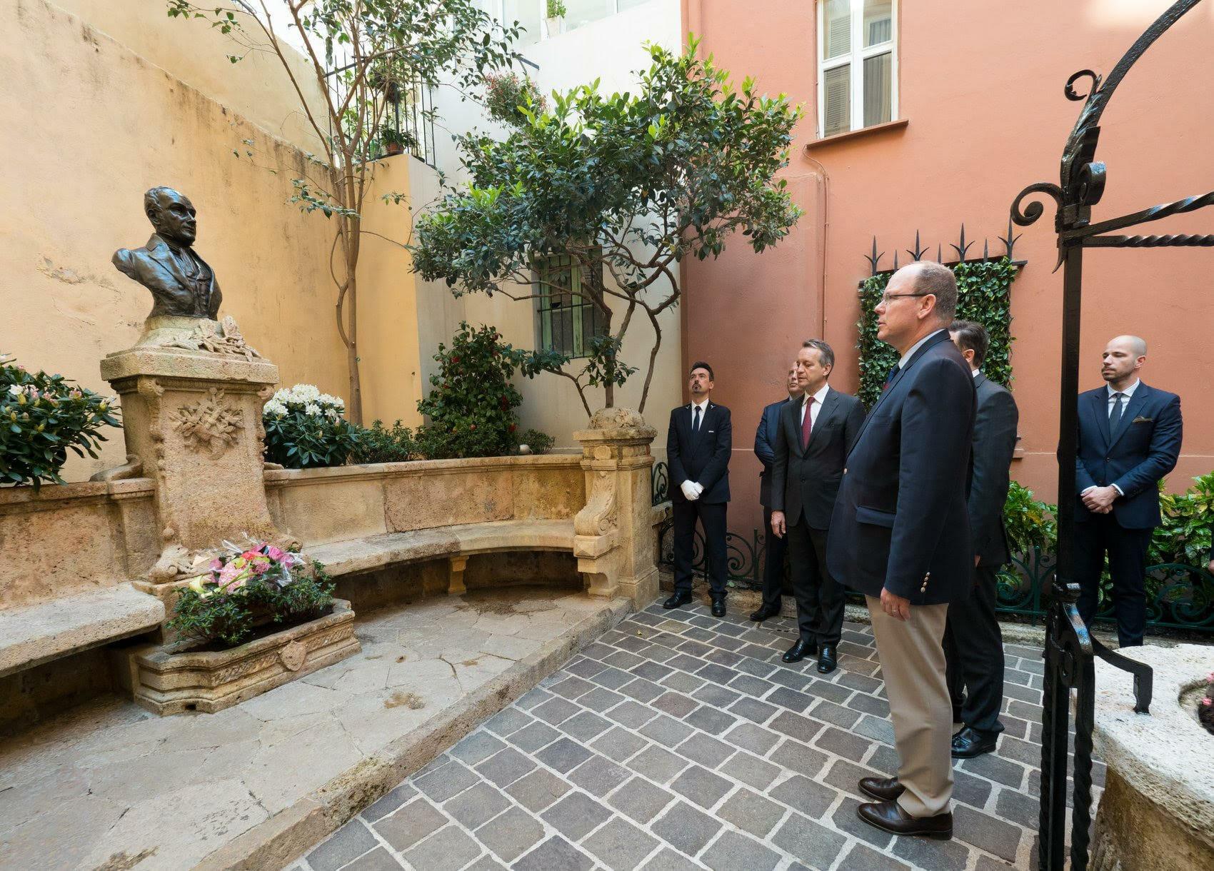 Дела княжеские: Князь Альбер в Марселе