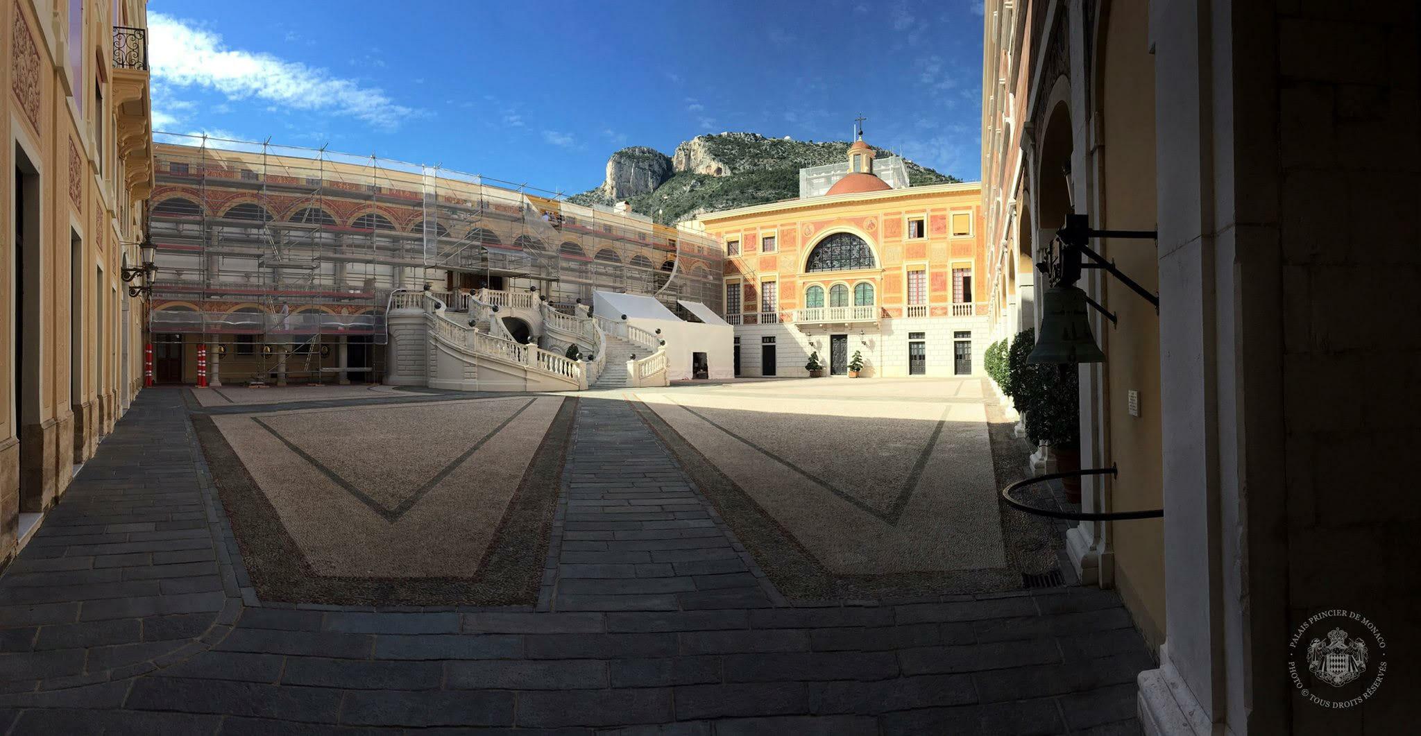 Часовня Княжеского дворца – хранилище семейных воспоминаний Гримальди