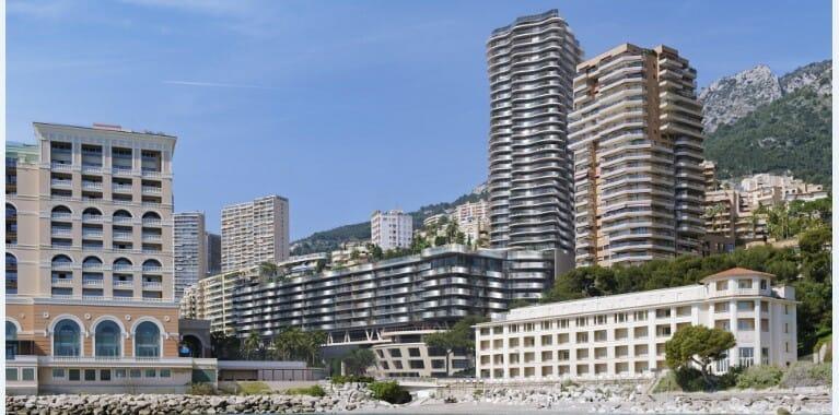 Реновация жилого комплекса Jardins d'Apolline и новый строительный проект