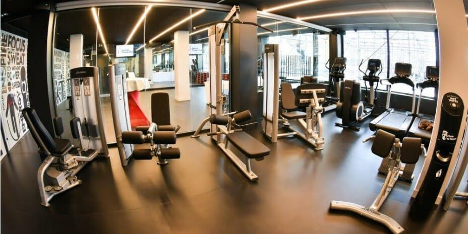 Долгожданное открытие нового муниципального фитнес-клуба