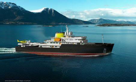 """Монегасское научно-исследовательское судно """"Yersin"""" временно прекращает экспедиции"""