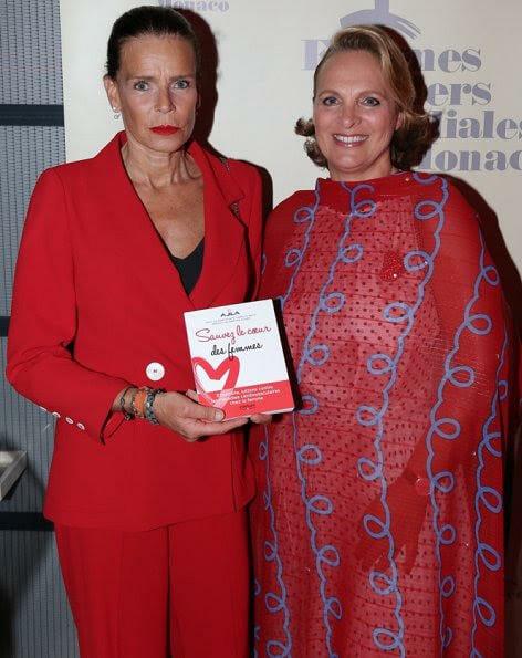 Дела княжеские: Шарлотта Казираги на мероприятии Montblanc