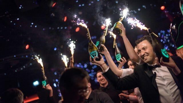 Вечеринки Jimmy'z во время Гран-при Монте-КарлоВечеринки Jimmy'z во время Гран-при Монте-Карло