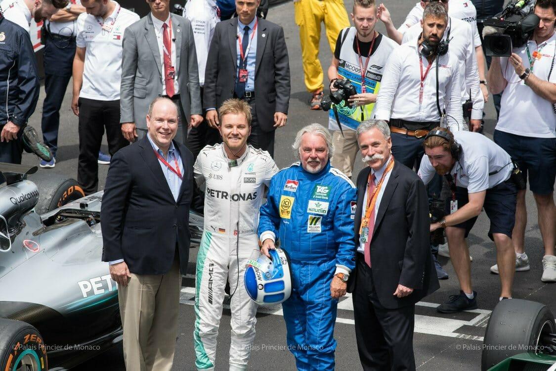 Дела княжеские: княжеская пара на Гран-при Формулы 1 Монако