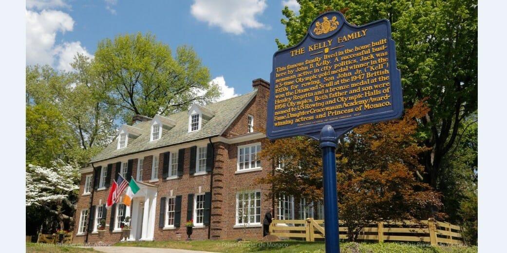 Дом Грейс Келли в Филадельфии теперь полностью отреставрирован