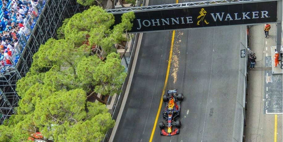 Гран-при Формулы 1: торжество скорости и везения