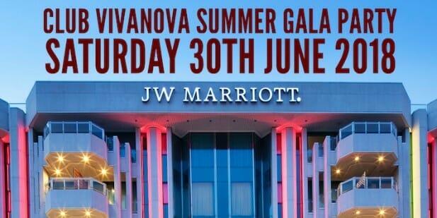 Summer Gala Party клуба Vivanova