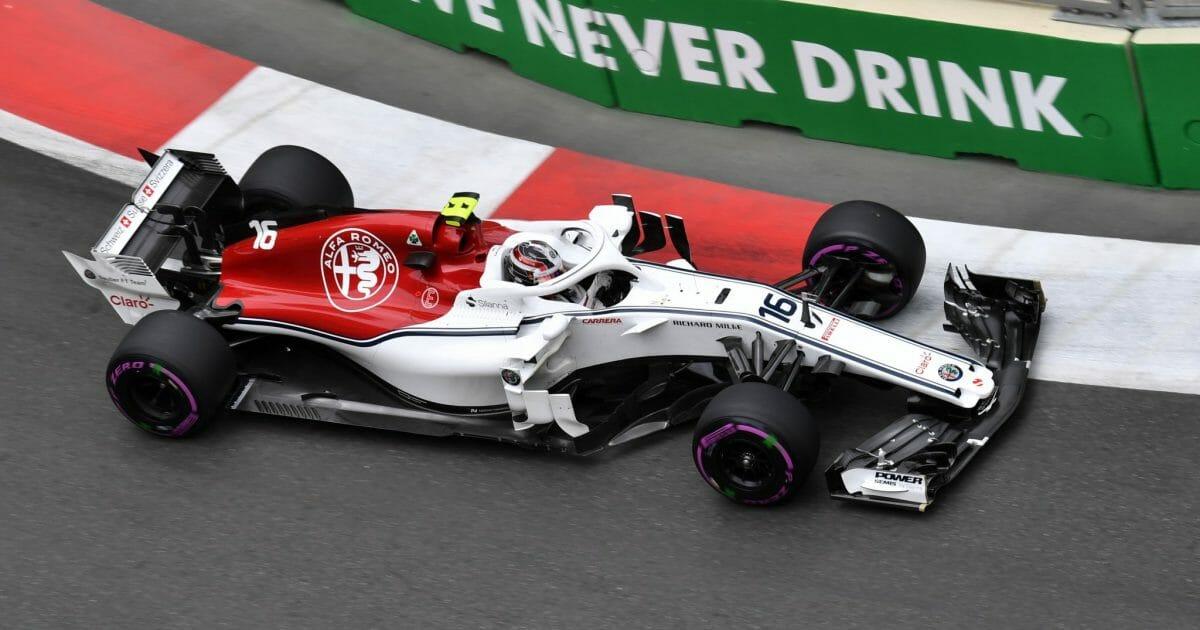 Шарль Леклер на Формуле 1 в Баку – ударный тандем мастерства и молодости
