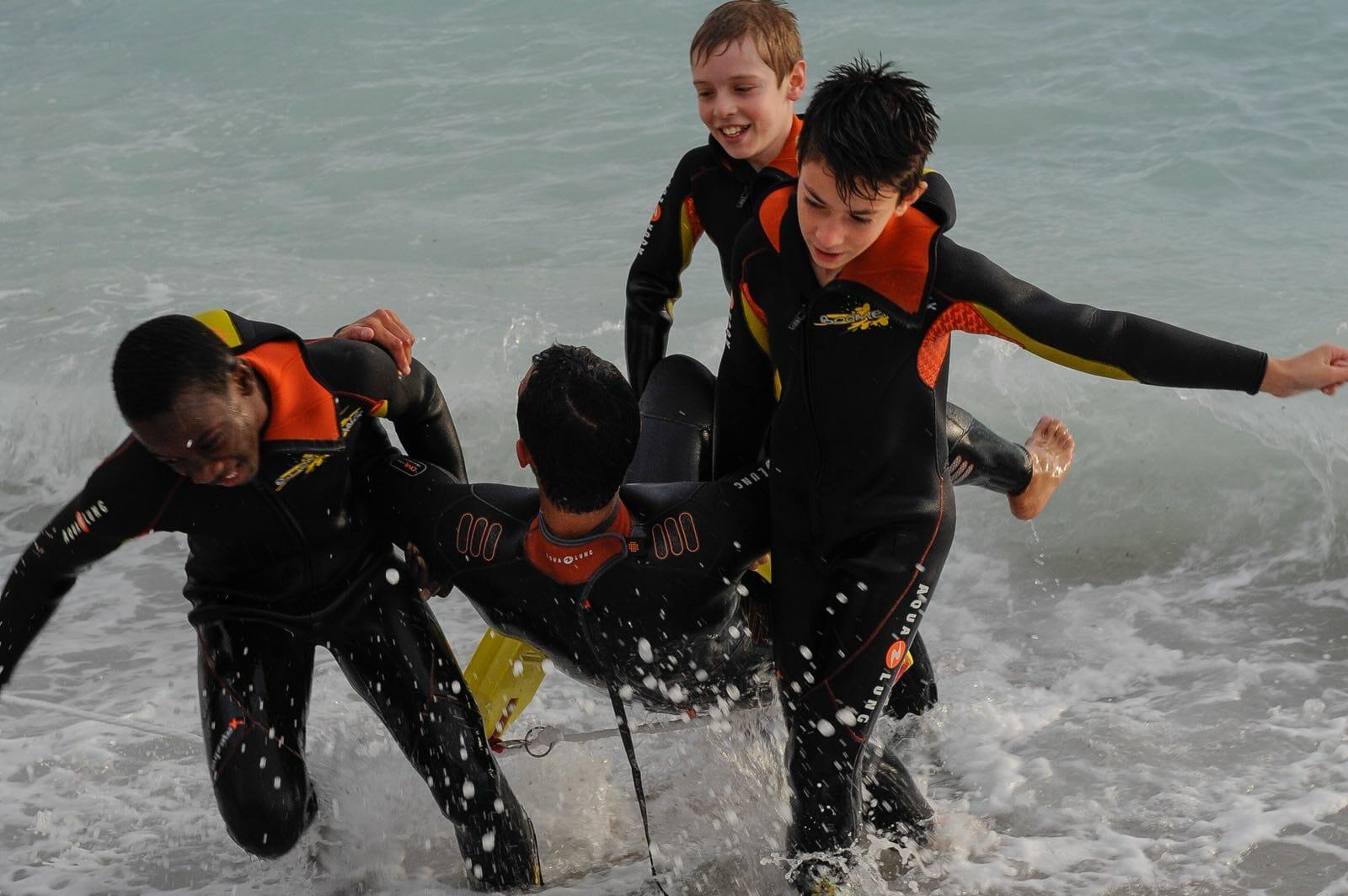 """""""Pirates des Abysses""""- в помощь детям и морю. Эксклюзивное интервью с Пьером Фролла"""