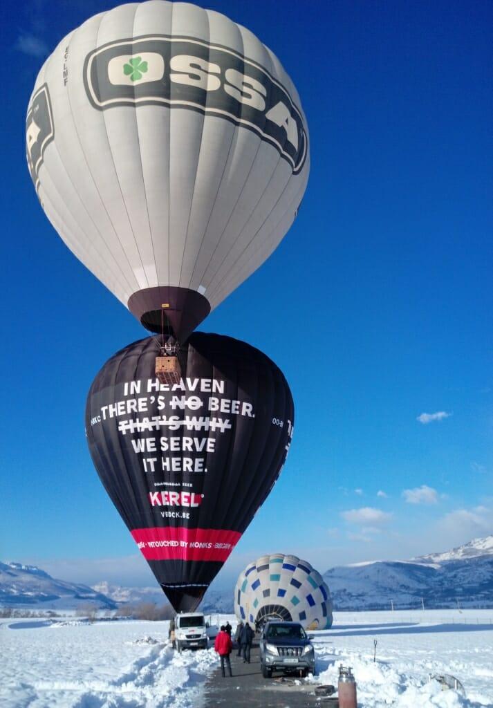 """""""Les aéronautes de Monaco"""": захватывающий полет с пользой для планеты"""