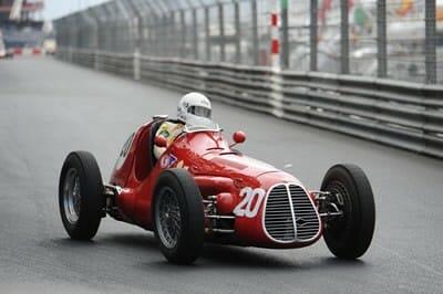 Модификация транспортного движения во время 11-го Исторического Гран-При Монако