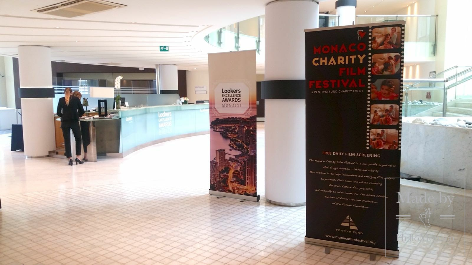 Благотворительный кинофестиваль Монако 2018: бесценная гуманитарная миссия