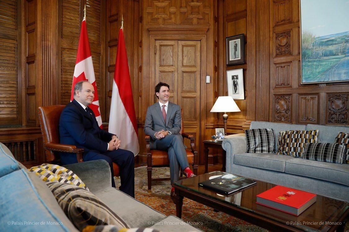 Дела княжеские: князь Монако с официальным визитом в Канаде