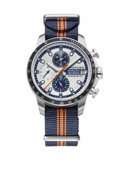 Chopard представил новую модель часов на Историческом Гран-при Монако