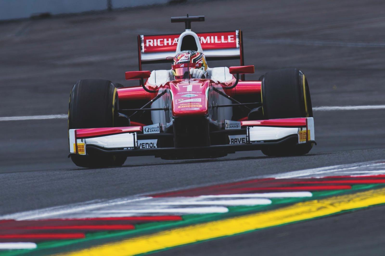 Шарль Леклер - третий монегаск в истории Формулы 1