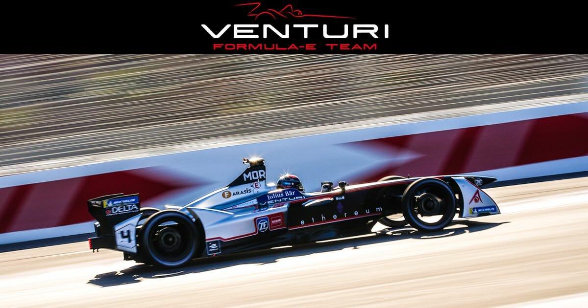Формула E: подписание контракта Фелипе Масса с Venturi