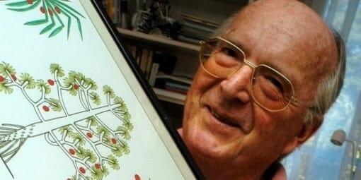 Выставка рисунков Франсиса Алле в Экзотическом саду