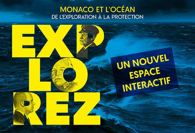 Новое интерактивное пространство в Океанографическом музее