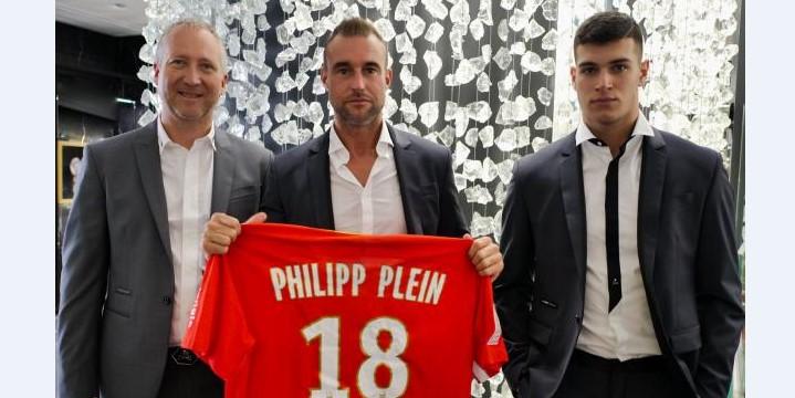 Что связало Philipp Plein и ФК «Монако»?
