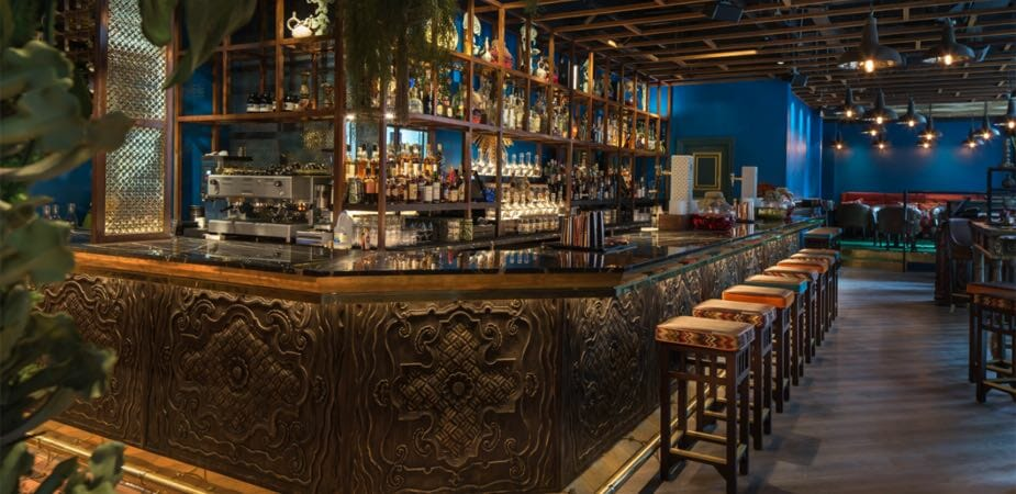 Новый монегасский ресторан Coya Monte-Carlo