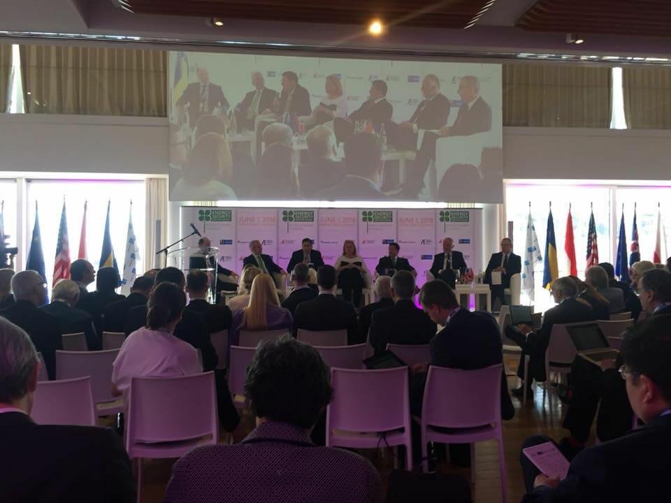 Третий Международный Форум по энергетической безопасности в Монако