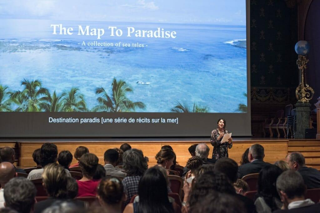 Показ документального фильма «Карта, ведущая в рай»