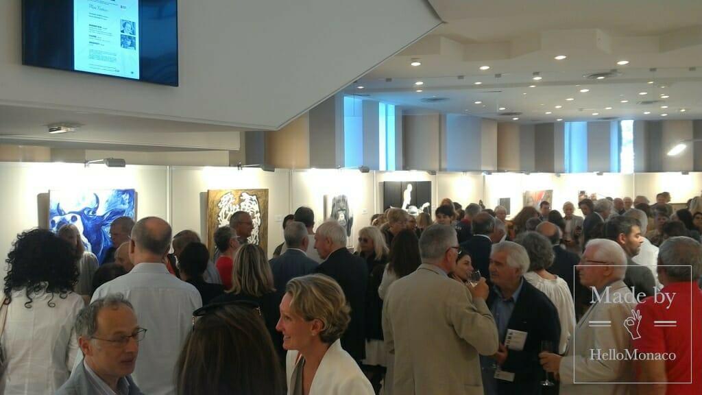 Форум художников в Монако