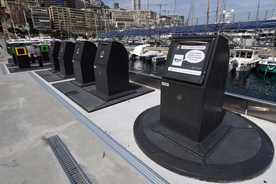 Монако продолжает борьбу за чистоту окружающей среды