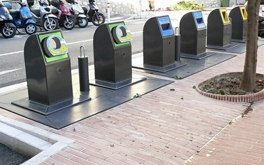 В Монако была представлена новая система раздельного сбора отходов Cliiink