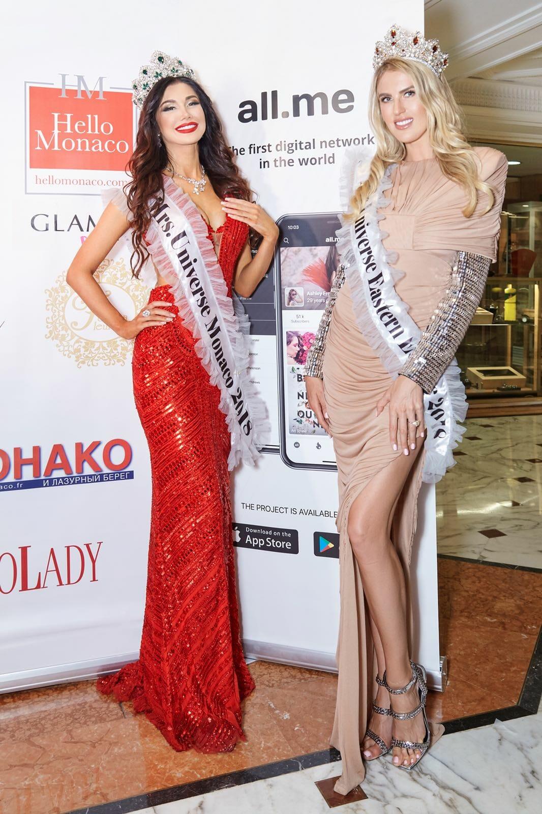 Интервью: Юлия Гершун, Миссис Вселенная Монако 2018
