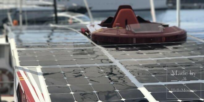 """5-я регата """"Monaco Solar & Electric Boat Challenge"""""""