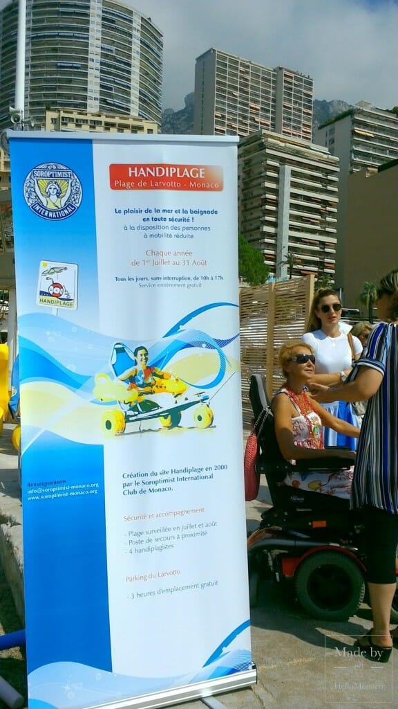 Handiplage-Audioplage: как сделать пляж еще более приспособленным для людей с ограниченными возможностями